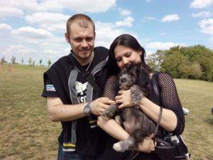 Oskar – adoptovaný